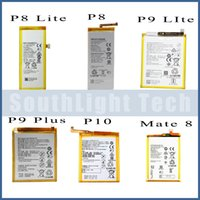Wholesale huawei free shipping - Genuine Original High Quality Battery Replacement For Huawei P8 P9 P10 P8 Lite P9 Lite P9 Plus Mate 8 Mate 9 Y6 Y5 II Y6 II Free Shipping