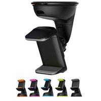 iphone mobil stand toptan satış-Evrensel Araç Cam Montaj Tutucu Standları Telefon Araç Tutucu iPhone 5 S için 6 S 7 Artı GPS Araba Cep Telefonu Tutucu standları