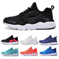 Wholesale huarache colors for sale - Group buy Colors Huaraches IV fashion Shoes For Men Women Air Huarache Run Ultra Breathable Mesh Cushion Sneakers