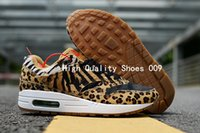 Wholesale c grains for sale - Group buy 2018 New Arrive DLX ATMOS Leopard Grain Yellow Black Running Shoes Cheap Sale Women Mens Trainers s Sports Casual Sneakers Size