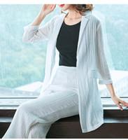 pantalones anchos de patas marrones al por mayor-Pantalones de carrera de pantalones anchos de mujer Trajes de dos piezas para el trabajo Diseños de uniformes de oficina Mujeres Trajes de pantalones de Brown blanco