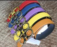 Wholesale steel cooling belt online - Epsom BELT NEW Belt Cool Belts for Men and Women belts Shape Metal strap Ceinture Buckle Top Quality Togo Epsom REVERSIBLE Big buckle BELT