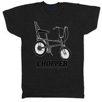 bmx motosikletleri toptan satış-CHOPPER INSPIRED RETRO KLASIK BMX BISIKLET MOTOSIKLET MOTORLUĞU GRIFTER T GÖMLEK