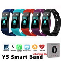 Wholesale samsung electronics for sale - Smart Band Watch Color Screen Wristband Heart Rate Activity Fitness tracker Smart Electronics Bracelet for iphone Samsung