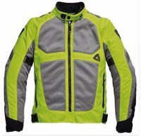 Wholesale revit xl - New arrival Motorcross jacket All season motorcycle racing jacket Revit Tornado with 5pcs protector and Removeable Lining