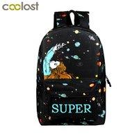 31524d87b714ee Fantastico Galaxy Dream Zaino per ragazze adolescenti Sacchetti di scuola  per bambini Zaino per laptop per bambini Space Star Kids Book Bags Best Gift