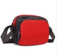 Wholesale women denim handbags - AAA2018 brand bags purse SUP men's and women's designer pockets bags sports outdoor bags riding bag handbags classic zipper bag 26 models