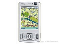 Wholesale phones screen for sale online – 2016 Hot Sale Real Symbian gb Refurbished N95 Original for Nokia Wifi Gps mp screen g Unlocked Mobile Phone