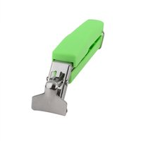 ingrosso clip portabicchiere-Morsettiera multifunzione in acciaio inox con supporto per piastra antiabrasivo Simpatico forno a microonde accessori per la cucina Morsetti