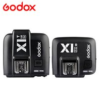 Wholesale remote camera transmitter for sale - Group buy Godox X1N i TTL Wireless G Flash Remote Trigger Transmitter Receiver for series cameras X1N KIT
