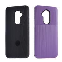 Wholesale shock proof phones for sale – best For Samsung Galaxy J2 MetroPCS tpu pc Hybrid Armor case Lite TPU PC phone Case Shock Proof For LG Aristo Metropcs Phone Cases
