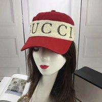 Wholesale baseball standards - Designer brand men's baseball caps Fashionable casual lady sun hat wholesale.