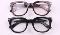 Wholesale good outlets - Free delivery good quality 2018 brand plate5179 retro old glasses frame factory outlet
