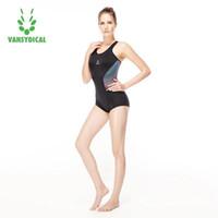 seksi profesyonel takım elbisesi toptan satış-Polyester Yeni Seksi Tek Parça Mayo Kadın Mayo Bodysuit Düzene Etkisi Beachwear Mayo Profesyonel Monokini Mayo