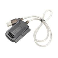 portable ata achat en gros de-Nouveau câble adaptateur USB 2.0 vers IDE SATA 5.25 S-ATA 2.5 / 3.5 pouces pour PC portable QJY99