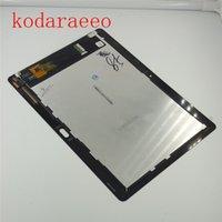 huawei mediapad numériseur achat en gros de-Écran tactile pour Huawei MediaPad M3 Lite 10 LCD Écran tactile Digitizer Assembly Part