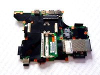 placa madre del ordenador portátil intel i5 al por mayor-75Y4122 para IBM Lenovo ThinkPad T410s placa madre del ordenador portátil i5 520M Intel 5700MHD DDR3 Envío gratis 100% prueba ok