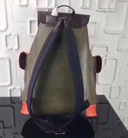 Wholesale Adjustable Bag - 2018 High Quality Men Outdoor Backpack Bag Brand Hague adjustable backpack straps presbyopic cortex Shoulder Bags