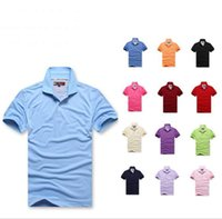 Wholesale crossfit pink - 100% Cotton Brand clothing Gyms Tight t-shirt mens Brand LOGO Embroidery fitness t-shirt homme Gyms t shirt men fitness crossfit New style