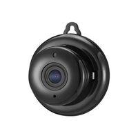 görüş uzaklığı toptan satış-Mini WiFi kamera 720 P HD Uzaktan oynatma video küçük mikro kamera Hareket Algılama Gece Görüş Ev Monitör Kızılötesi Gece
