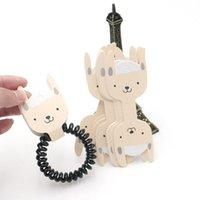 collar accesorios tarjeta al por mayor-Envío gratis Cute Cat Necklace Cards For Accessories Necklace Packaging 100pcs / Lot Joyería Packaging Custom
