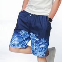 ingrosso coppia pugili-Pantaloncini da spiaggia da uomo ad asciugatura rapida Costumi da bagno estivi Costumi da bagno da uomo Pantaloncini da donna da donna Coppie Sport da surf Pantaloncini da tavola Moda