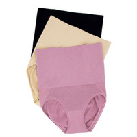 Wholesale Slimming Body Clothes - Shaper Body Control Pants Abdominal Trousers Slim Clothing Women After Gave Birth Underwear High Waist Skinny Shapers
