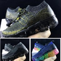 Wholesale Tennis Infant - Vapormax 2018 Kids Running shoes Infant Sneaker Children sports shoes outdoor girls and boys High quality Tennis shoes Trainer
