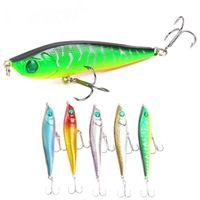 Wholesale lures minnows sinking resale online - 5pcs Sinking Minnow Pencil Lure cm g Hard Fishing Lure Pesca Carp Bait Cheap