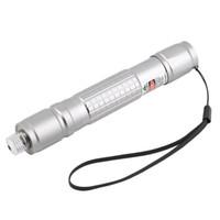 laser verde verde visível venda por atacado-Nova Chegada Profissional À Prova D 'Água Green Light Laser Pointer Pen Prata Preto Corpo Laser Melhor do que SD 303 Laser Feixe Visível atacado