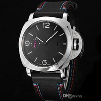 Wholesale mechanical automatic tungsten men watch - 2018 Luxury AAA Men's America's Cup Watch Stainless Steels Automatic Movement Pam727 Sport Men Mens Watch Watches