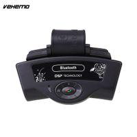 bluetooth динамика рулевого колеса оптовых-Vehemo Vehemo микрофон динамик громкой руль Bluetooth автомобильный комплект приемник BT8109B