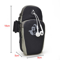 Wholesale i5 s - For Apple Iphone 4 4s 4g 5 5s 5c 6 6s i4 i5 i6 i4s i5s i6s 5se se S c Waterproof Nylon Running Bag Sport Arm Band Case