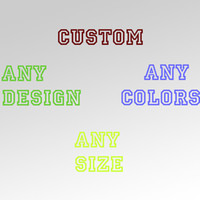 Wholesale Text Stickers - TOP Sell WALL STICKER CUSTOM MADE Any Design any Text Size Poatage Fill price difference Make up the difference Wall Decals