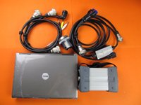 Wholesale xentry diagnostic tool resale online - for mb star c3 with laptop for dell d630 gb hdd xentry epc wis full set ready to use diagnostic scan tool
