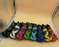 Wholesale Putter Heads - 2018 Newest Golf club cover upscale golf putter headcover push rod head protection big T golf head cover for putter club 8 colors