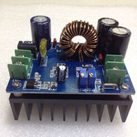 intensificar el módulo de refuerzo al por mayor-600W Step Up Boost Module DC DC Step Up Convertidor Placa de alta potencia Step Up Module 12-60V In 12-80V Out