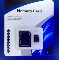 garanti belgesi toptan satış-2020 256 GB 128 GB 200 GB 64 GB 32 GB Hafıza Kartı TF Sınıf 10 Ücretsiz SD Adaptörü Perakende Paketi DHL FedEx Nakliye 12 Ay Garanti 1 Gün Express