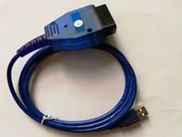 Wholesale interface chip usb for sale - Vag KKL USB For FT232RL Chip USB Interface Cable OBDII Plug J1962 Pin Male USB Port Enabled Colors