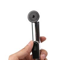 Wholesale Handheld Shattaf Bidet Sprayer - 1PC Multi-use New Chrome ABS Sprayer Handheld Toilet Bidet Shattaf Spray Bathroom Toilet Bidet Shower Head Nozzle Showerhead