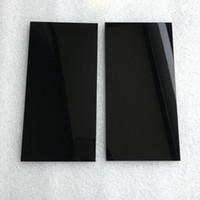 ingrosso filtri uv leggeri-Filtri UV passa 254nm ZWB3 UG5 U-330 Filtri passa-banda ultravioletti passa-banda Taglio chiaro visibile utilizzato per transilluminatore UV