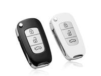 grabadora de control remoto de coche al por mayor-Envío gratis 1920X1080P Nohole Carkey Cámara grabadora de video de control remoto de coche con grabadora de voz y cargador de video 1080p car key camer