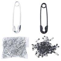 таблетка оптовых-19 мм 2 безопасности небольшой Pin одежда тег слинг висит таблетки мини-металлический Pin Застежка стопорный штифт аксессуары для одежды 1000 шт. / компл.