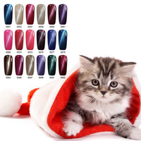 Wholesale Cheap Lacquer - Long-lasting Magnetic Cheap Gel Professional 3D Cat Eyes Gel Lacquer Soak Off UV Cat Eyes Colorful Gel Nail Polish