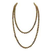 halskette süßwasserperlen mehrfarbig großhandel-JYX Lange Perlenkette Multicolor Echte Natürliche Süßwasser Zuchtperlen Halskette Party Jewerly Geschenk