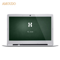 Wholesale 8gb notebook ram - Amoudo-S3 14 inch 8GB Ram+120GB SSD+1TB HDD Intel Pentium Quad Core Windows 7 10 System Fashion New Laptop Notebook Computer