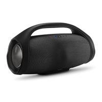 ücretsiz boombox toptan satış-2018 Boombox Bluetooth Hoparlör 3D Perakende Kutusu Ile HIFI Subwoofer Handsfree Açık Taşınabilir Stereo Subwoofer DHL Ücretsiz