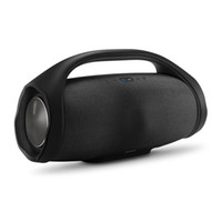 Wholesale 2018 Boombox Bluetooth Speaker D HIFI Subwoofer Handsfree Outdoor Portable Stereo Subwoofers With Retail Box DHL Free
