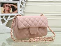87b1708d009e Rosa sugao replica bolso de cadena de celosía CbrandC pu bolso de cuero  bolso de diseñador bolso de moda de lujo famoso marca crossbody bolsas  mujeres
