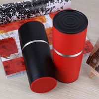 Wholesale ground iron - Portable Coffee Grinder Plastic PP Material Travel Grinding Cup Keep Warm And Cold Practical Handy Hand Cup Hot Sale 78mm Y
